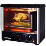 Syntrox BO-1500W-14L Mini Backofen 14 Liter