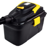 Nass und Trockensauger Staubsauger mit Ablassventil Syntrox VC-1800W-10L