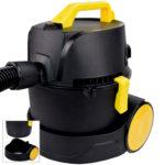 Syntrox VC-1600W Nass und Trockensauger 6 Liter