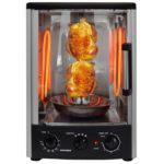 Syntrox RO-2152 Multi Backofen Dönergrill Kebab Grill Rotisserie 52 Liter