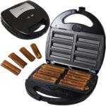 Syntrox SM-1300W Churros Maker austauschbaren Backplatten