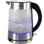 Syntrox WK-2000W-1.7G Rio 1,7 Liter Glas Wasserkocher Rio